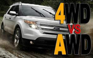 4WD vs AWD: What's The Diff? - Tech Feature - Motor Trend