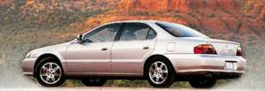 1999 Acura 3.2 TL One Year Test Review Verdict Summary - Motor Trend