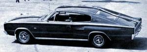 1967 AMC Marlin and Dodge Charger Powertrain & Performance Comparison - Motor Trend