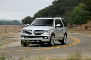 2015 Lincoln Navigator First Test - Motor Trend