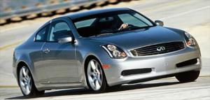 2003 Infiniti G35 Sport Coupe - First Drive & Road Test Review - Motor Trend
