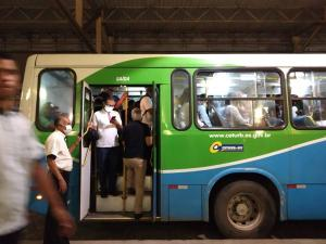 Ministério Público do Espírito Santo cobrou do governo um novo plano de prevenção, diante de inúmeras denúncias de que as medidas adotadas para controlar o contágio nos transporte público não estavam sendo cumpridas