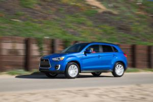 2015 Mitsubishi Outlander Sport 2.4 GT AWC First Test - Motor Trend