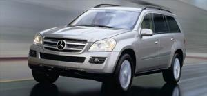 2007 Mercedes-Benz GL450 - First Road Test & Review - Motor Trend
