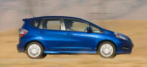 2009 Honda Fit Sport - Performance, Fuel Economy, and Price - Quick Test - Motor Trend