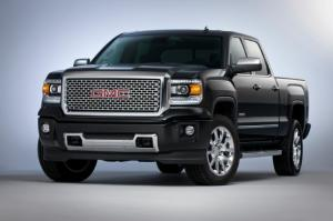 2014 GMC Sierra Denali Revealed, 6.2L V-8 Makes 450 Lb-Ft