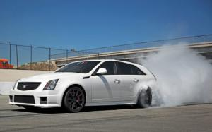 D3 Cadillac CTS-V Wagon First Test - Motor Trend