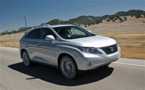 2010 Lexus RX 350 First Test - Motor Trend