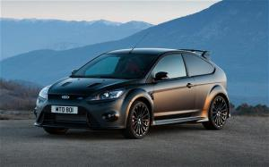 Ford Focus RS500 First Drive - Motor Trend