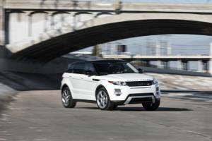 2015 Land Rover Range Rover Evoque First Test - Motor Trend