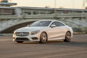 2015 Mercedes-Benz S550 4Matic Coupe First Test Review