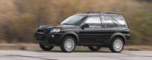 2004 Land Rover Freelander SUV Road Test & Comparison - Motor Trend