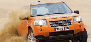 2008 Land Rover LR2 SE - First Drive & Off Road Test - Motor Trend