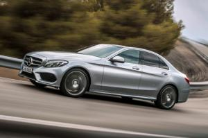 We Hear: Mercedes C-Class Four-Door Coupe Possible - Motor Trend WOT