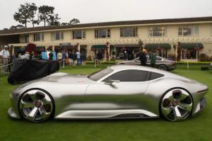 Saleen FOURSIXTEEN - Top 10 Concepts at the 2014 Pebble Beach Concours