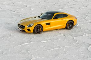2016 Mercedes-AMG GT First Look - Motor Trend