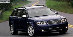 2002 Audi S6 Avant - First Drive & Road Test - Motor Trend