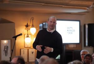 Radarpar fra Rema 1000 møtes igjen - ny Gresvig-sjef henter Njål Berge fra Bouvet | Kampanje
