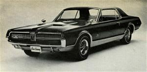 1967 Mercury Cougar XR-7 and XR-7S - Motor Trend