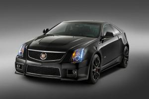 2015 Cadillac CTS-V Coupe Special Edition - Motor Trend WOT