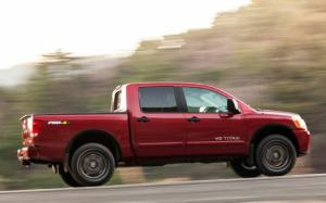 Redesigned Nissan Titan Truck May Arrive for 2015 Model Year
