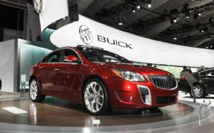 2014 Buick Regal First Look - 2013 New York Auto Show - Motor Trend