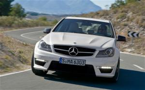 2012 Mercedes-Benz C63 AMG First Look - Motor Trend