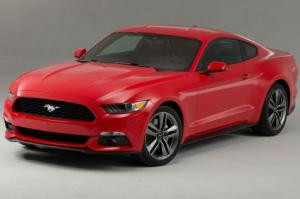2015 Ford Mustang V-6 to Start at $24,425