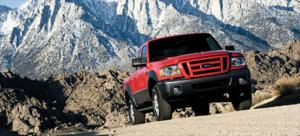 2008 Ford Ranger - First Look - Motor Trend