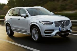 2016 Volvo XC90 First Drive - Motor Trend