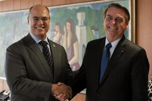 O governador do Rio de Janeiro, Wilson Witzel (PSC), foi alvo de investigação