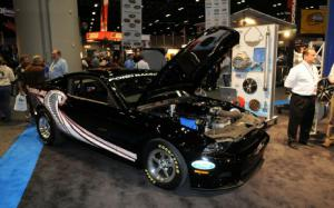 Cobra Jet Mustang Gets Chassis Upgrades for 2013, Starts at $86,000