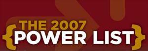 2007 Power List - Consumer Feature - Motor Trend