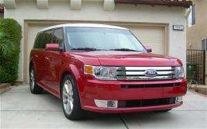 2010 Ford Flex SEL EcoBoost First Drive and Review - Motor Trend