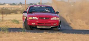 1995 Ford Mustang - Mustang Stampede - Muscle Cars - Kenne Bell Supercharger - Motor Trend Magazine