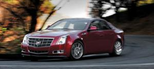 2008 Cadillac CTS - Long Term Arrival - Motor Trend