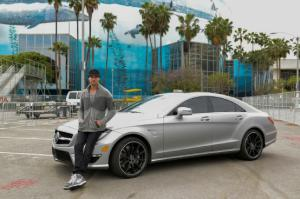 Celebrity Drive: James Maslow, actor,