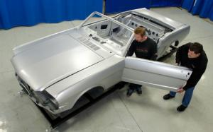Modern 1967 Ford Mustang Convertible Body Priced at $15,995