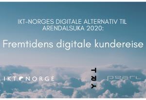 Webinar: Fremtidens digitale kundereise