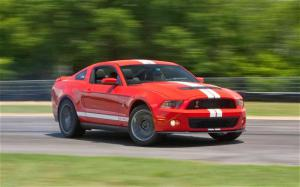 2011 Ford Shelby GT500 First Drive at Virginia International Raceway - Motor Trend