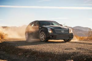 2014 Cadillac CTS-V Wagon First Test - Motor Trend