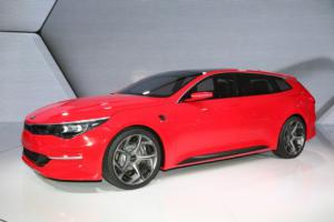 Kia Sportspace Concept First Look - Motor Trend
