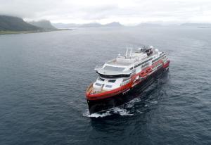 Hurtigruten og Dentsu skiller lag - trekker seg fra ny byråkonkurranse