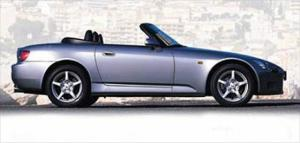 2000 Honda S2000 - First Drive & Road Test Review - Motor Trend