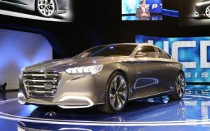 Hyundai HCD-14 Concept First Look - Motor Trend