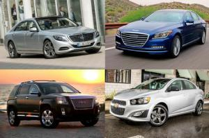 Hyundai Genesis Sedan - 15 Cars That Could Benefit From a Diet