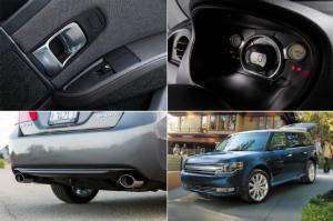 Lincoln MKX - Cars That Use Recycled Materials