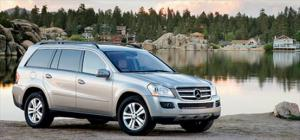 Mercedes-Benz GL450 - 2007 Sport/Utility Of The Year Winner - Motor Trend