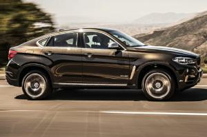 2015 BMW X6 First Look - Motor Trend