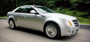 2008 Cadillac CTS - Suspension & Transmission - First Drive - Motor Trend